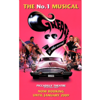Grease Is The Word No1 Poster